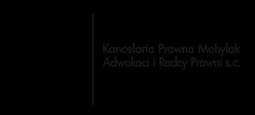Kancelaria Prawna Mohylak Adowkai i Radcy Prawni s.c. - logo transparent