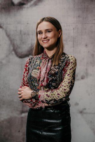 Krystiana Strongowska-Pyrzyk